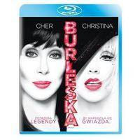 Filmy muzyczne, Burleska (Blu-Ray) - Steven Antin DARMOWA DOSTAWA KIOSK RUCHU