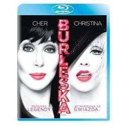 Burleska (Blu-Ray) - Steven Antin DARMOWA DOSTAWA KIOSK RUCHU