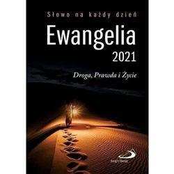 Ewangelia 2021 Droga, Prawda i Życie mała TW - praca zbiorowa - książka (opr. twarda)