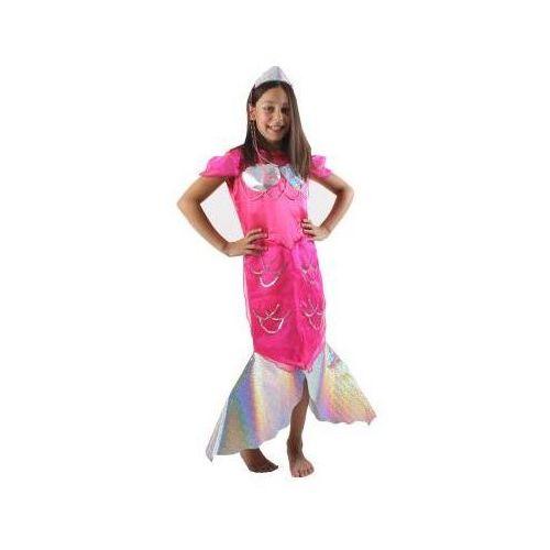 Kostiumy dla dzieci, Kostium Syrenka różowa - XS - 98/104 cm