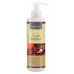 Cuccio ULTRA SHEER LYTE BUTTER POMEGRANATE & FIG Ultra lekkie masło do ciała (figa i granat)