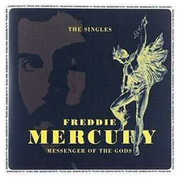 Freddie Mercury - MESSENGER OF THE GODS - THE SINGLES (PL)