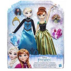 Frozen Kraina Lodu Dzień Koronacji Anna i Elsa B6172