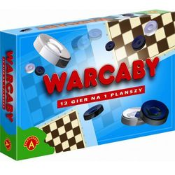 Warcaby 12 Gier na planszy