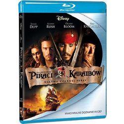 Piraci z Karaibów. Klątwa Czarnej Perły [Blu-ray]
