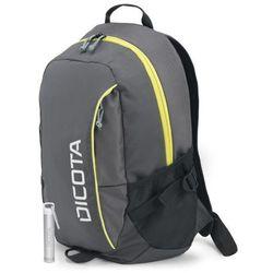 Dicota Backpack Power Kit Premium 14 - 15.6 - Grey Plecak + Power Bank 2600mAh