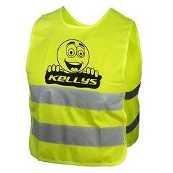 Kamizelka odblaskowa Kellys STARLIGHT smile dziecięca