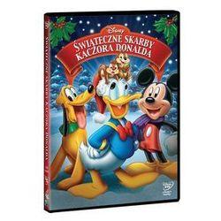 Świąteczne skarby Kaczora Donalda [DVD]