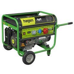 Agregat prądotwórczy 7.2kW 400/230V PTG8700 HAGEN 2020-06-25T00:00/2020-07-15T23:59