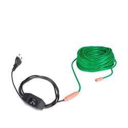 Waldbeck Greenwire Select 20, kabel grzewczy na rośliny, 20 m, z termostatem, IP68