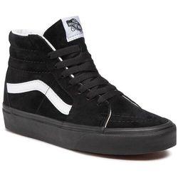 Sneakersy VANS - Sk8-Hi VN0A4BV618L1 (Pig Suede)Black/Black