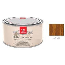 TIKKURILA NOSTALGIA WOOD WAX- wosk do drewna, raisin, 0.333 l