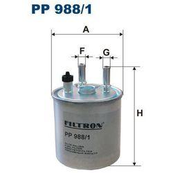 PP988/1 FILTR PALIWA FILTRON