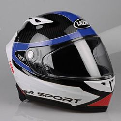 Kask LAZER OSPREY Carbon Light Hypersport II