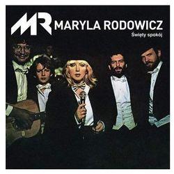 MARYLA RODOWICZ - ŚWIĘTY SPOKÓJ (CD)
