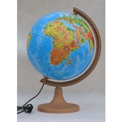 Globus 320 Fizyczny Podświetlany