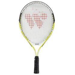 Rakieta do tenisa ziemnego WISH Alumtec 2900 Żółto-czarny