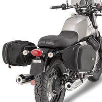 Stelaże motocyklowe, GIVI TE8201 STELAŻ SAKW BOCZNYCH 3D600 MOTO GUZZI V7