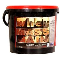 Gainery, MEGABOL Mass Gain - 3000g - Vanilla