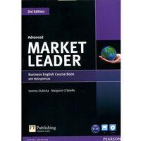 Książki do nauki języka, Market Leader Advanced. Podręcznik + DVD + MyEnglishLab (opr. miękka)