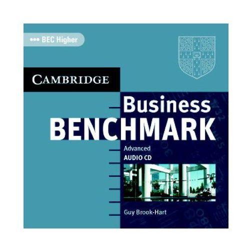 Książki do nauki języka, Business Benchmark Adv. CD
