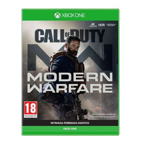 Gry na Xbox One, Call of Duty Modern Warfare (Xbox One)
