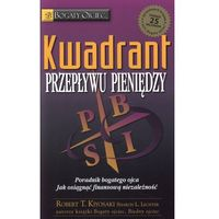 Książki o biznesie i ekonomii, Kwadrant przepływu pieniędzy (opr. miękka)