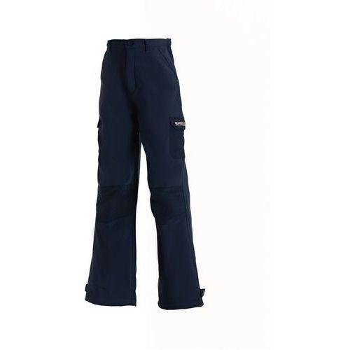 Spodnie dla dzieci, Regatta Winter Spodnie Softshell Dzieci, navy 158   13Y 2020 Spodnie Softshell