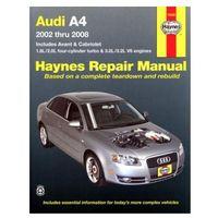 Biblioteka motoryzacji, Audi A4 Automotive Repair Manual (opr. miękka)