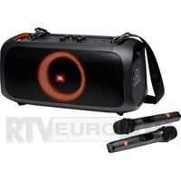 Stacje dokujące do odtwarzaczy, Power audio JBL PartyBox One The Go