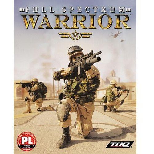 Gry na PC, Full Spectrum Warrior - K00405- Zamów do 16:00, wysyłka kurierem tego samego dnia!