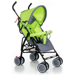 Wózek spacerówka Moolino Compact G zielono-szary