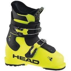 HEAD buty dziecięce Z 2 YELLOW - BLACK