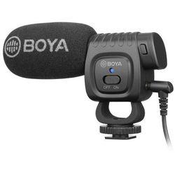 BOYA BY-BM3011 Kompaktowy mikrofon pojemnościowy do tabletów, smartfonów, aparatów DSLR, kamer Rejestratorów audio, komputerów