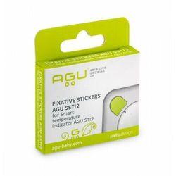 AGU BABY - Zestaw plasterków do inteligentnego wskaźnika temperatury AGUSSTI2