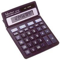 Kalkulatory, Kalkulator VECTOR CD1181 10 pozycyjny