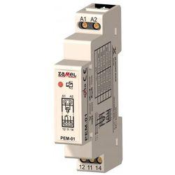 Przekaźnik elektromagnetyczny PEM-01/012 12V