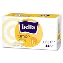 Tampony Tampo Bella Regular easy twist 16 szt.