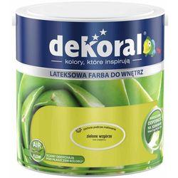 Farba Lateksowa Akrylit W Kolor Zielone Wzgórze 2.5l Dekoral