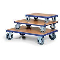 Wózki widłowe i paletowe, Modułowy wózek platformowy - podstawowa platforma