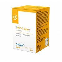 Witaminy i minerały, F-VIT C 1000 + witamina C + bioflowonaidy cytrusowe!