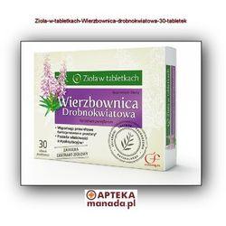 Wierzbownica drobnokwiatowa 170mg 30 tabletek Colfarm
