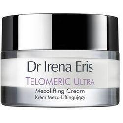 DR IRENA ERIS 50ml 70+ Telomeric Ultra Krem mezo-liftingujący do twarzy i pod oczy na dzień
