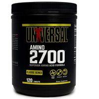 Aminokwasy, Universal Nutrition Amino 2700 120tab