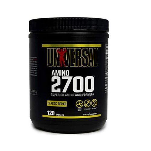 Aminokwasy, Universal Nutrition Amino 2700 350tab