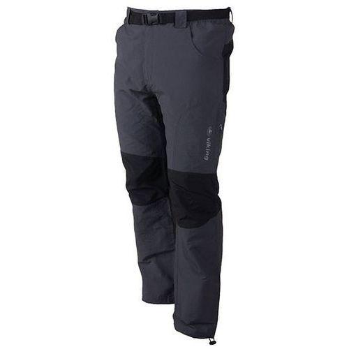 Spodnie męskie, SPODNIE VIKING GLOBTROTER GRAFIT M