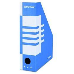 Pudło do archiwizacji DONAU 80mm niebieskie - X07625