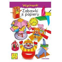 Wycinanki - Zabawki z papieru Michałowska Tamara