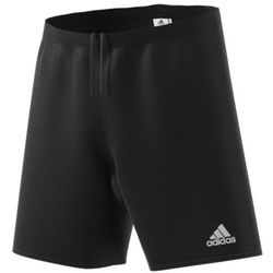 Spodenki piłkarskie Adidas Parma 16 Junior czarne