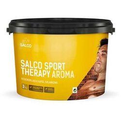 Salco Sport Therapy Aroma pomarańcza z goździkiem - regenerująca sól do kąpieli (wiaderko 3kg)
